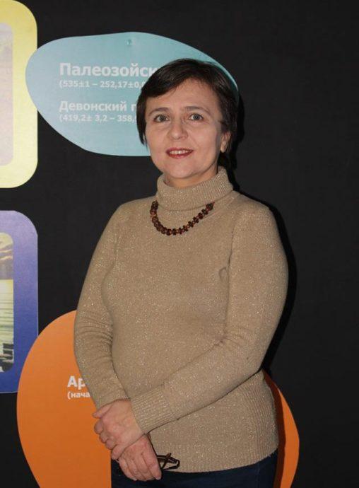 Лидия Любославова